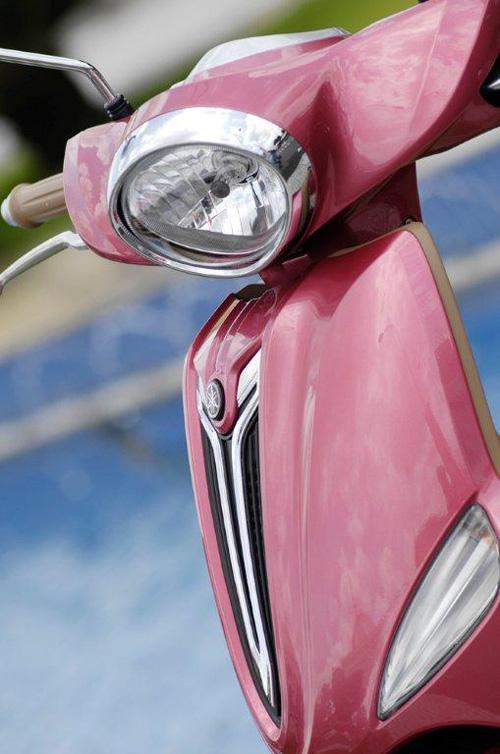 Yamaha Việt Nam tung ra thị trường xe tay ga mới Nozza - 8