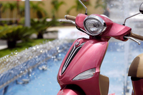 Yamaha Việt Nam tung ra thị trường xe tay ga mới Nozza - 9