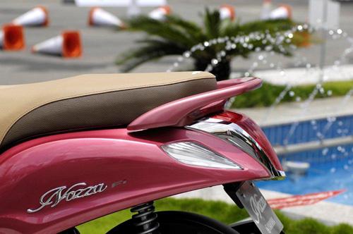 Yamaha Việt Nam tung ra thị trường xe tay ga mới Nozza - 10