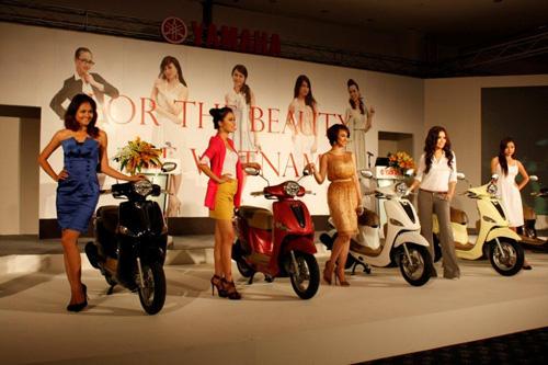 Yamaha Việt Nam tung ra thị trường xe tay ga mới Nozza - 2