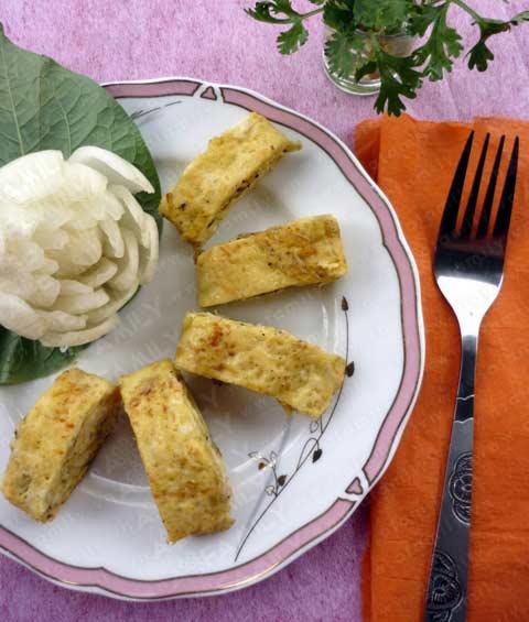 Cơm chiều ngon với trứng tráng kiểu Pháp - 12
