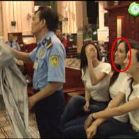 Hoa hậu Mai Phương Thúy gặp sự cố