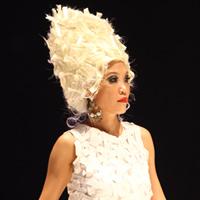 Khởi động show thời trang tóc 2011