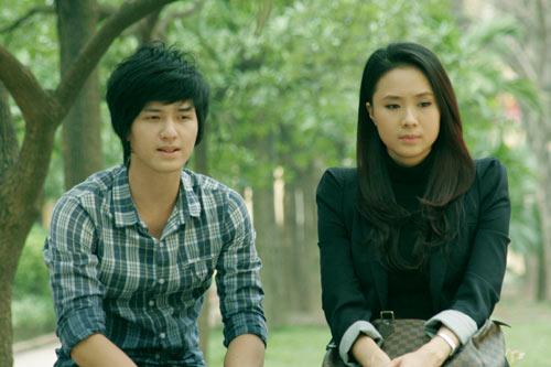 Hotboy Huỳnh Anh yêu đơn phương cô giáo - 1