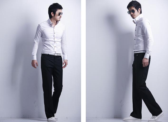 Giúp chàng chọn áo sơ mi trắng - 6
