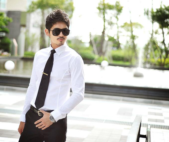 Giúp chàng chọn áo sơ mi trắng - 11