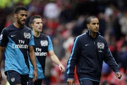 Ngoại hạng Anh trước vòng 4: Mạnh được, yếu thua - 1