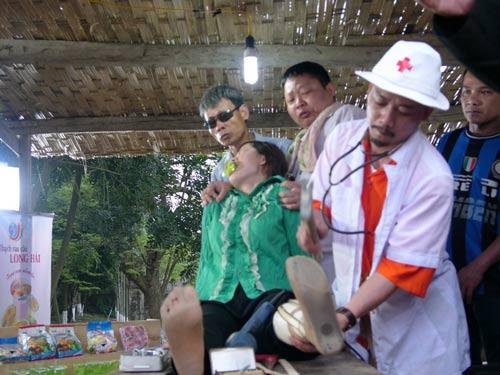 Quang Tèo tham gia phim hài hành động - 2