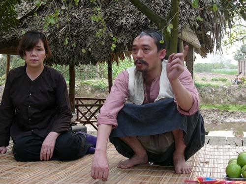 Quang Tèo tham gia phim hài hành động - 4