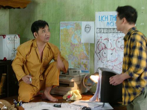 Quang Tèo tham gia phim hài hành động - 1