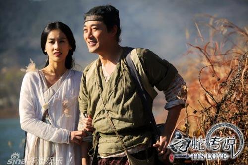 """Lâm Phong """"vụng trộm"""" với Huỳnh Thánh Y - 2"""