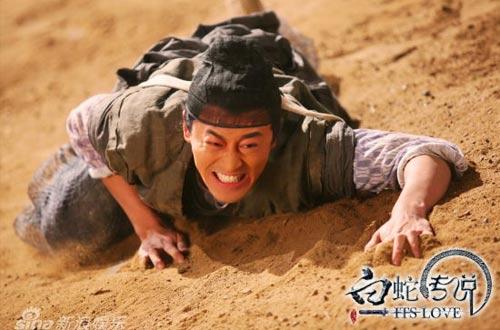 """Lâm Phong """"vụng trộm"""" với Huỳnh Thánh Y - 8"""