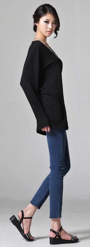 Tư vấn: Mặc jeans trong công sở mùa Thu - 20