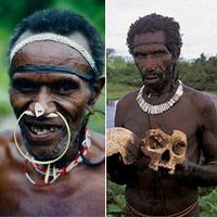 Bộ tộc ăn thịt người hoang dã