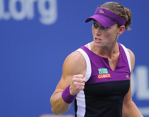 Serena - Stosur: Áp đảo (Video tennis, Chung kết đơn nữ US Open 2011) - 1