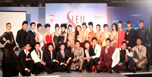 Top th sinh sng gi ca Siu mu 2011, Thi trang, sieu mau 2011, ngoc oanh, minh tu, ai phuong, thanh hang, trang la, cong tri, le hoang, tin tuc thoi trang