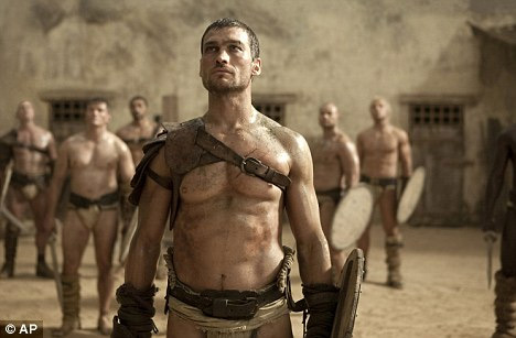 Chiến binh Spartacus qua đời - 2