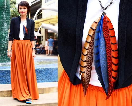 Thiếu nữ Philippine mặc váy đẹp như mơ - 16