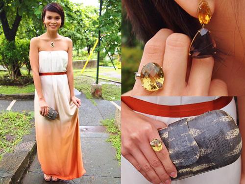 Thiếu nữ Philippine mặc váy đẹp như mơ - 12