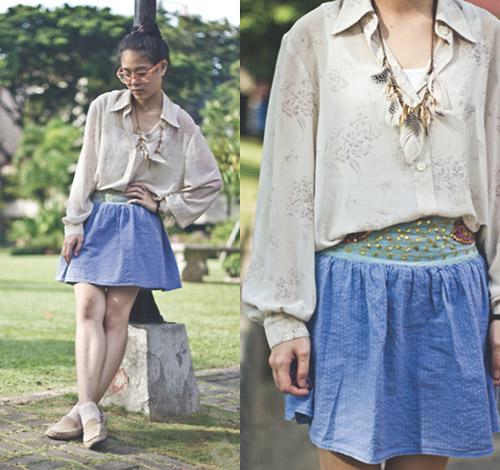 Thiếu nữ Philippine mặc váy đẹp như mơ - 8