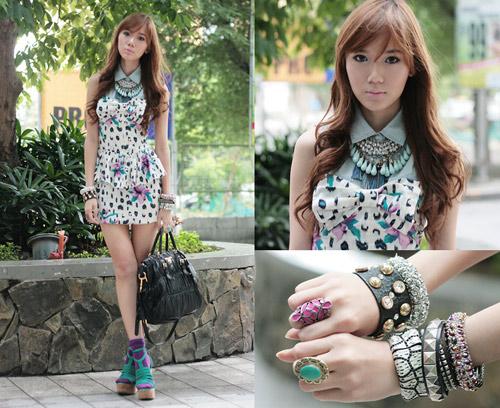 Thiếu nữ Philippine mặc váy đẹp như mơ - 6