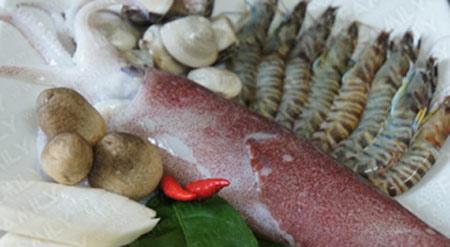 Mát trời ăn lẩu hải sản kiểu Thái - 1