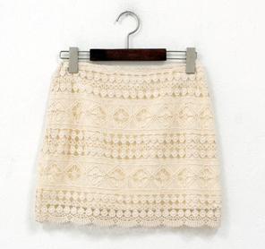 Tư vấn: Mặc quần short, váy ren mùa thu? - 14