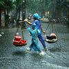 Thủ đô Hà Nội có mưa ngày thứ 6 liên tiếp