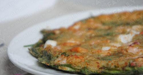 Cay giòn bánh xèo kiểu Hàn Quốc - 16