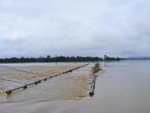 Thanh Hoá, Nghệ An chìm trong biển nước - 5