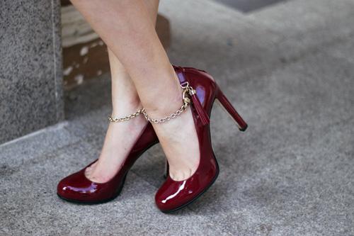 Ngắm giày, dép trên phố Sài Gòn - 1