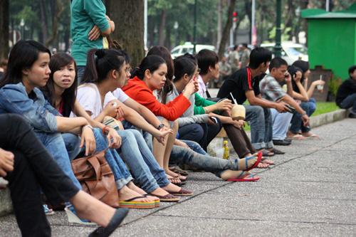 Ngắm giày, dép trên phố Sài Gòn - 20