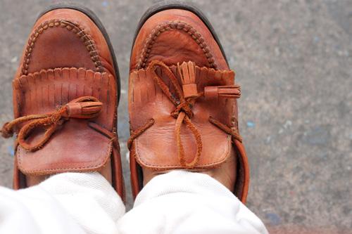 Ngắm giày, dép trên phố Sài Gòn - 10