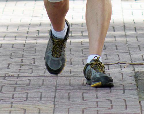 Ngắm giày, dép trên phố Sài Gòn - 13
