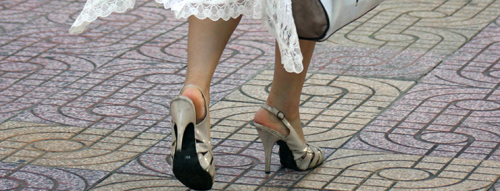 Ngắm giày, dép trên phố Sài Gòn - 6