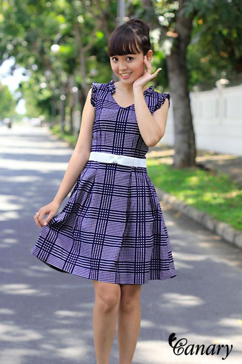 Chọn trang phục mùa thu cho nàng công sở - 14