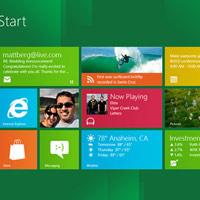 Microsoft cơ cấu lại hình ảnh Windows, trình diễn Windows 8