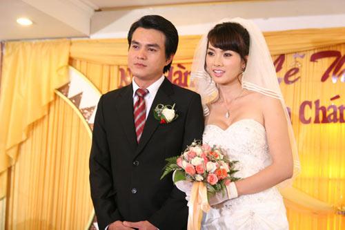 """Anh Thư và Cao Minh Đạt """"cưới"""" nhau? - 3"""