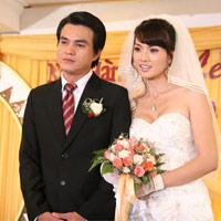 """Anh Thư và Cao Minh Đạt """"cưới"""" nhau?"""