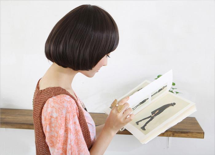 2 kiểu tóc ngắn trẻ trung cho mùa thu - 3