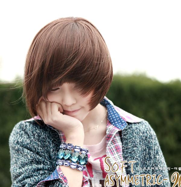 2 kiểu tóc ngắn trẻ trung cho mùa thu - 10