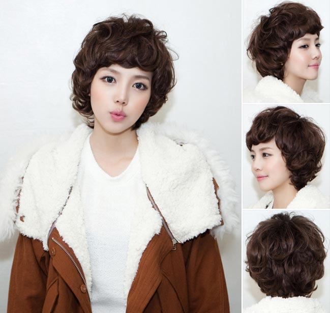 2 kiểu tóc ngắn trẻ trung cho mùa thu - 12