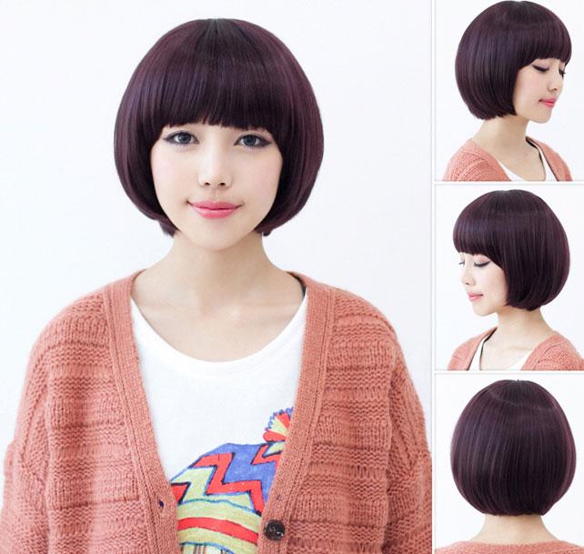 2 kiểu tóc ngắn trẻ trung cho mùa thu - 4