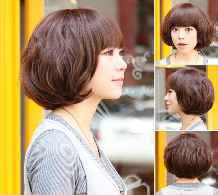 2 kiểu tóc ngắn trẻ trung cho mùa thu - 6