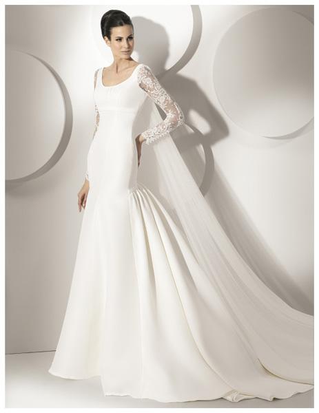 Quyến rũ váy cưới thập niên 50 - 3