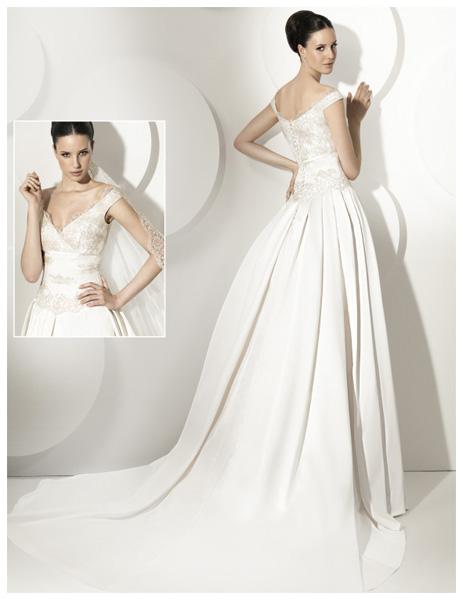 Quyến rũ váy cưới thập niên 50 - 5