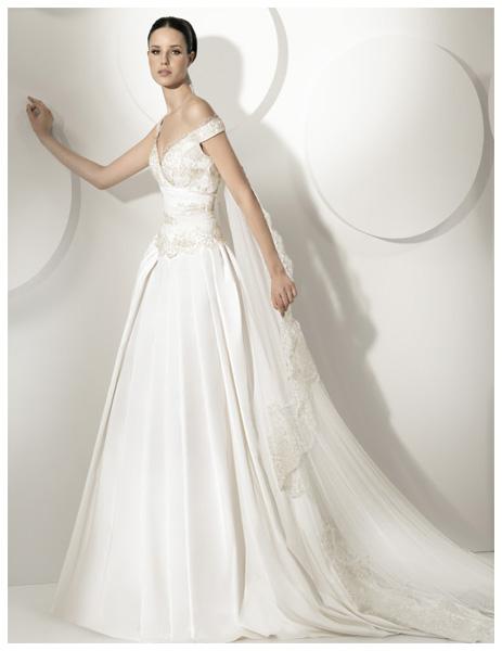 Quyến rũ váy cưới thập niên 50 - 6