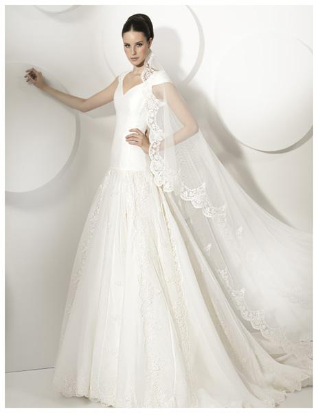 Quyến rũ váy cưới thập niên 50 - 10