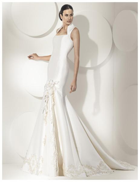Quyến rũ váy cưới thập niên 50 - 12