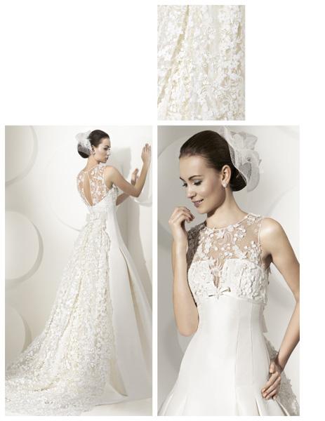 Quyến rũ váy cưới thập niên 50 - 13